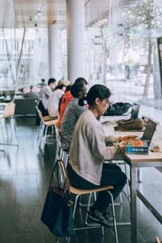people-working-in-hall-of-modern-public-library-3768225